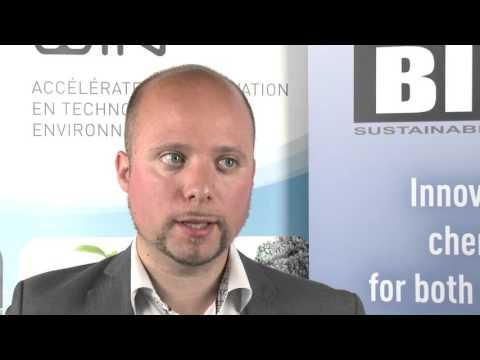 Chimie verte et Biotechnologie blanche - 2014 : Pierre Antoine Mariage
