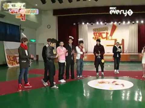 [Vietsub] SNSD 2PM Idol Army Show ep 8 part 3/5