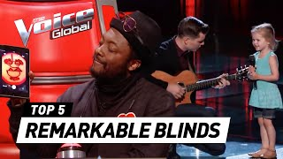 The Voice | MOST REMARKABLE Blind Auditions and FUNNIEST MOMENTS of 2017