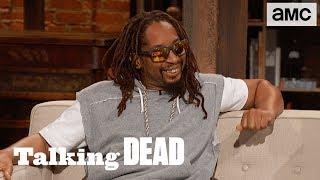 'Rick & Daryl's Bromance' ft. Lil Jon Highlights Ep. 804   Talking Dead