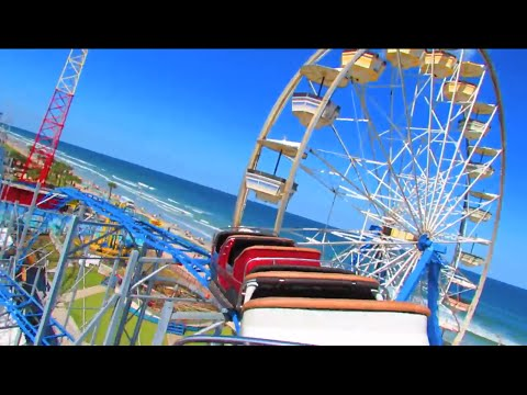 Boardwalk Amusements Sand Blaster POV