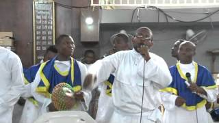 CELESTIAL CHURCH OF CHRIST COMFORTER CATHEDRAL AKOKA PARISH 1, FIRST SUNDAY 2014
