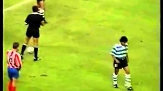 Sporting Gijon - 1 Sporting - 0 de 1990/1991 (Particular)