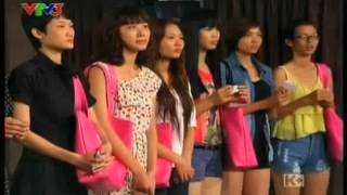 Vietnam's Next Top Model 2012 - Tập 7 - FULL MOVIE