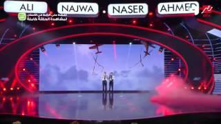 Freres Chaix - النصف نهائيات - عرب غوت تالنت 3 الحلقة 10