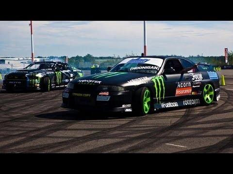 Monster Energy: Gymkhana GRiD's qualifying in Hungary and Germany