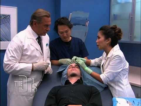San Diego Dermatologist Dr. Tess Mauricio Cyst Removal on The Doctors