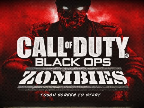Call of Duty Black ops Zombies app review
