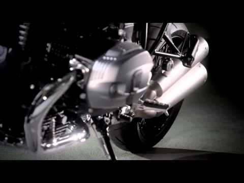 Trailer oficial BMW R nineT