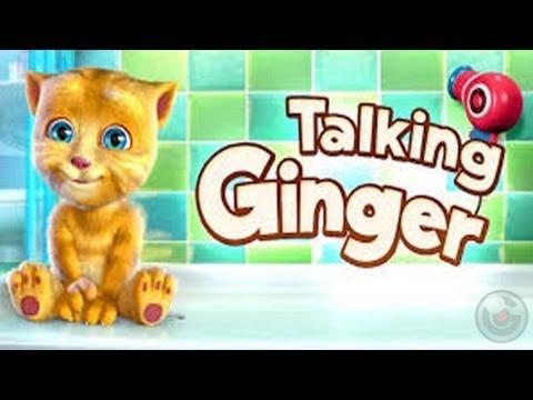Talking Ginger (Говорящий Рыжик)