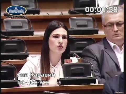 Ана Караџић Министар Вулин се укључио у борбу за повећање наталитета 7.5.2018
