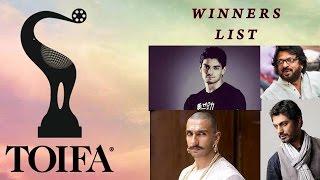 toifa awards wiiners list, bollywood updates, bollywood latest news