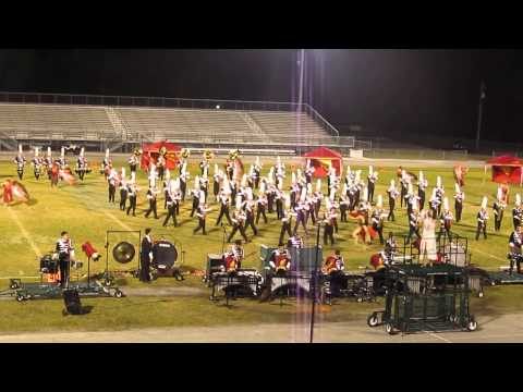 2013 Marching Mustangs Show : Hezar-Afsana part 1
