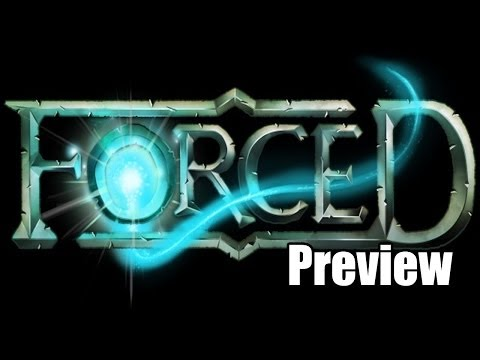 VGU Previews: FORCED (1/2)