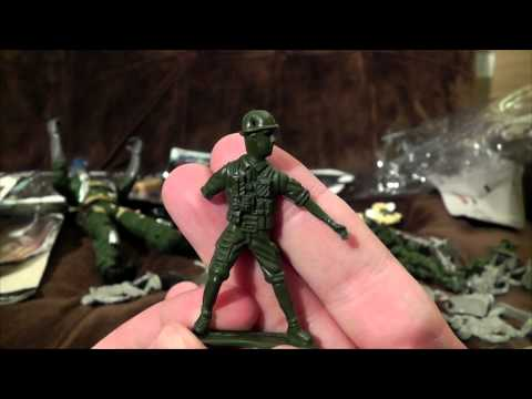 Cheapo Toy Soldiers and Fake GI Joe | Ashens