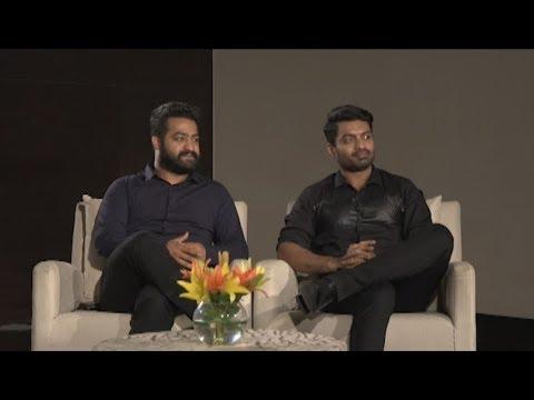 Jr-NTR-and-Kalyan-Ram-Interview-on-Jai-Lava-Kusa
