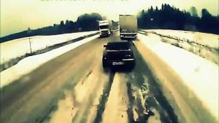 Подборка ДТП с видеорегистраторов 10 \ Car Crash compilation 10