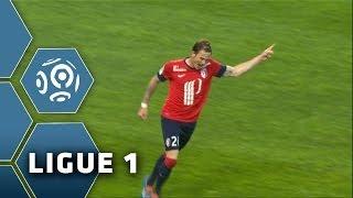 Goal Nolan ROUX (26') - Toulouse FC-LOSC Lille (1-2) - 05/04/14 - (TFC-LOSC)