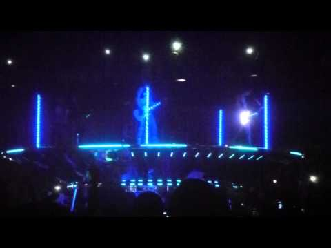 McBusted; Star Girl & Nerdy on UFO. Glasgow - 17th April 2014. HD.