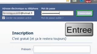 TuTo Comment Se Connecter Sur Facebook