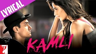 Kamli Song With Lyrics DHOOM:3