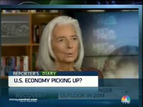 IMF raises 2014 growth forecast of US