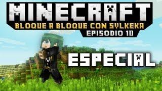 Minecraft Ep 10 Especial Con Vegetta777 Y ProfesorChips