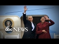 The Obamas Start Their New Life After the White House