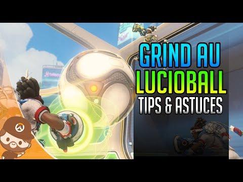 Guide - Comment grimper les rangs au Lucio Ball ? - Overwatch FR