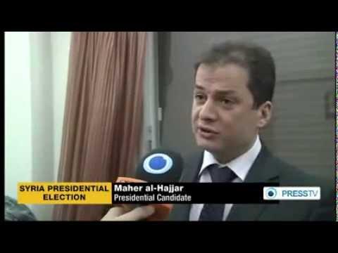 syria`s presidential elections,pressTV