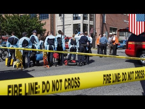 Seattle Pacific University shooting: Student Jon Meis tackles shotgun-wielding shooter