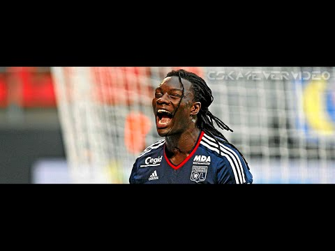 Bafetimbi Gomis // Skills Dribbling Goals // 2013-2014 Full ᴴᴰ 1080p