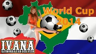[World Cup 2014 Song Brazil - WK Song Oranje Nederland Kampio...] Video