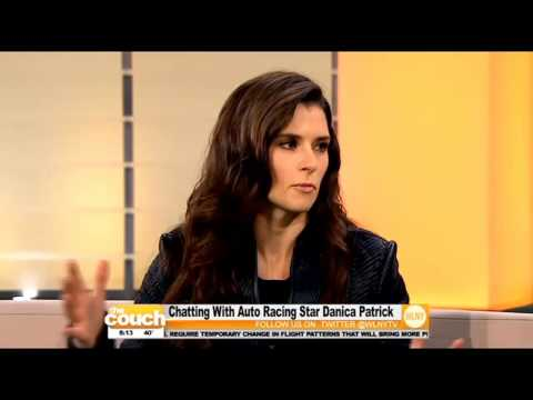Life In The Fast Lane: Danica Patrick Stops By The Couch