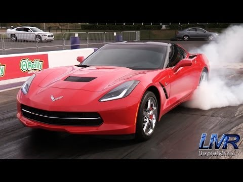 World's First 9 Second C7 Corvette!!!!