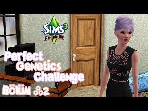 The Sims 3 - Mükemmel Genetik Özellikleri - Bölüm 2 - İlk Hamilelik Dönemimiz!