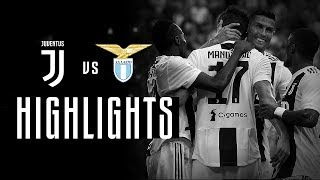 HIGHLIGHTS: Juventus vs Lazio - 2-0 - Serie A - 25.08.2018 | Pjanic & Mandzukic goals