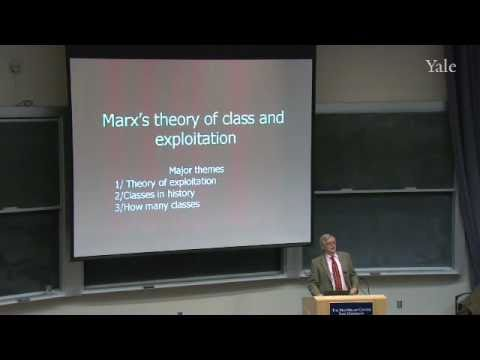 13. Marx's Theory of Class and Exploitation
