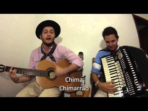 Chimarrão - versão gaúcha de Wiggle