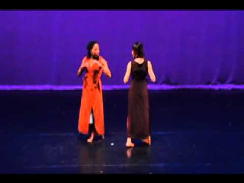 """Two Women"" - Temple University Dance Department"