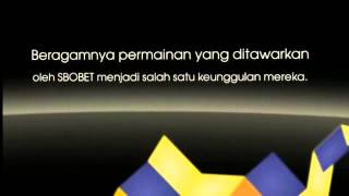 [Agen SBOBET Indonesia] Video
