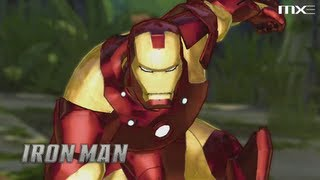 Marvel Avengers: Battle For Earth Mash-Up Gameplay HD