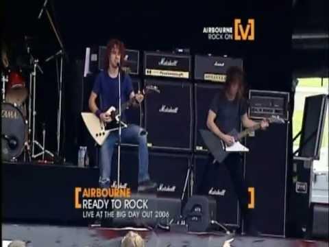 Ready To Rock au Big Day Out Festival, Sydney [2006]