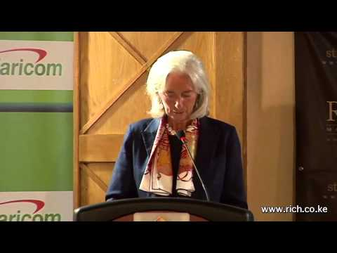 Mindspeak: Christine Lagarde, Managing Director, International Monetary Fund