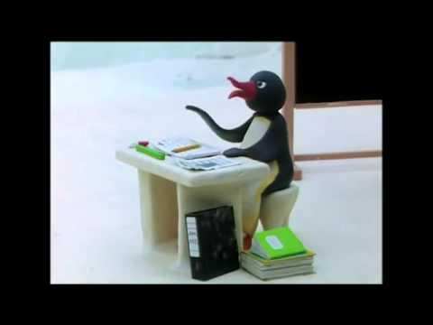 Pingu - Chim canh cut di hoc.FLV
