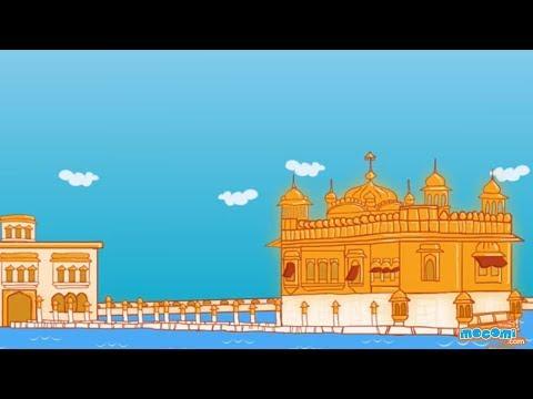 The Golden Temple : Fun fact series EP10 | Mocomi Kids