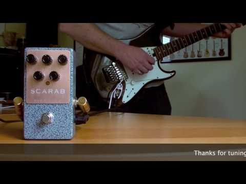 Basic Audio Scarab Deluxe Fuzz Pedal