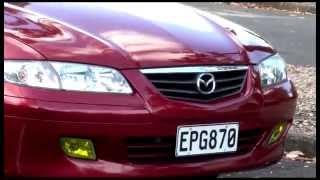 MAZDA CAPELLA 2000, 2L, AUTO, HD Avaliable