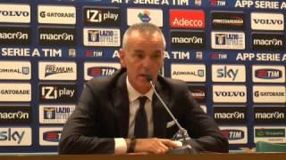 Lazio, Pioli: 'Primo tempo perfetto. Il nostro obiettivo è l'Europa'