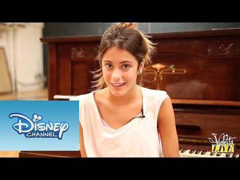 Violetta Live - Tini canta